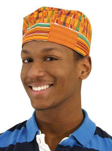 Topseller Kente Kufi Kofi Hat Style 1 7 95 Hat Fashion Kente Afrocentric Clothing