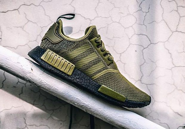 5bfe805c67e70 Fans of the adidas NMD line simply can't catch a break when it comes to  their bank account balances, as we spot yet another must-have colorway of  the ...