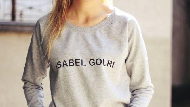 Isabel Golri : La marque clin d'oeil à Isabelle