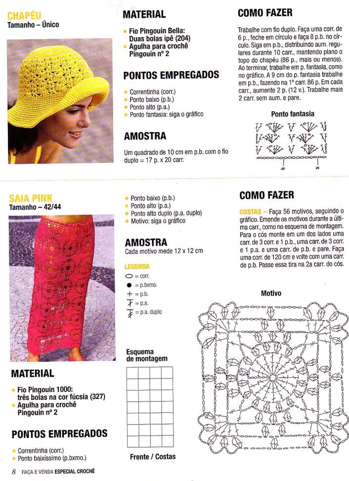 Atractivo Patrón De Ganchillo Sombreros Cresta - Manta de Tejer ...