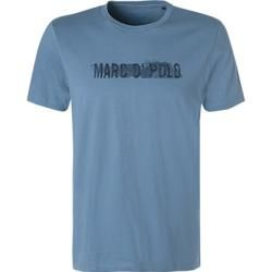 Photo of Marc O'Polo Men's T-Shirts, Regular Fit, Cotton, Indigo Blue Marc O'PoloMarc O'Polo