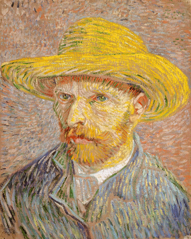 Vincent Van Gogh 1853 1890 Essay The Metropolitan Museum Of Art Heilbrunn Timeline History Self Portrait Conclusion My