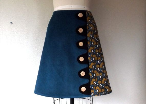 Rhonda asymmetrical aline skirt Sz 14 di LoveToLoveYou su Etsy, $74.00