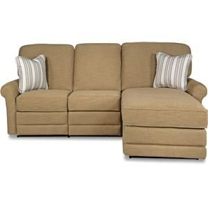 La-Z-Boy Addison 2 Pc Reclining Sectional Sofa w/ RAF Chaise  sc 1 st  Pinterest : lazy boy sectional couch - Sectionals, Sofas & Couches