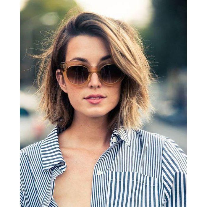 20 coiffures idéales pour les cheveux fins ¤ Coiffures