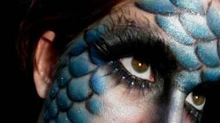 anaarthur81 makeup tutorials | Halloween fantasy and character make-up tutorials | DIY props - YouTube