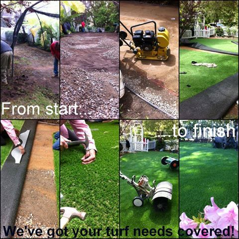 Installation Process For Synthetic Grass Want Some In Your Own Yard Call Us At 972 763 5555 Synthetic Grass Grass Turf