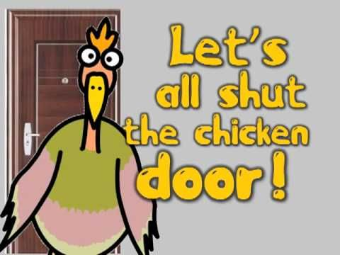 Chicken Count-  Jack Hartmann- counting video for kids