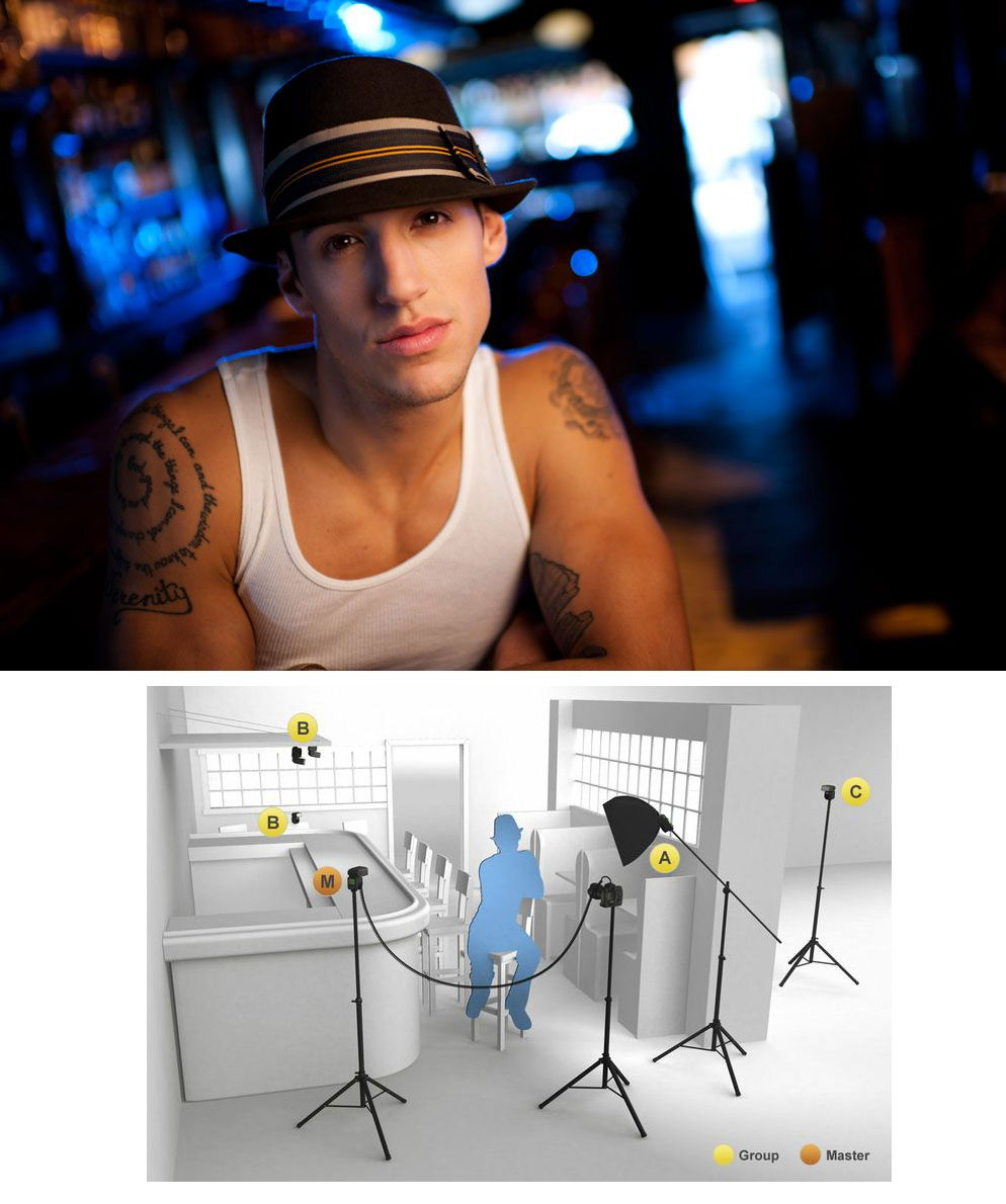 Joe McNally  sc 1 st  Pinterest & Joe McNally | Photography : Lighting Set Up | Pinterest | Lights ... azcodes.com