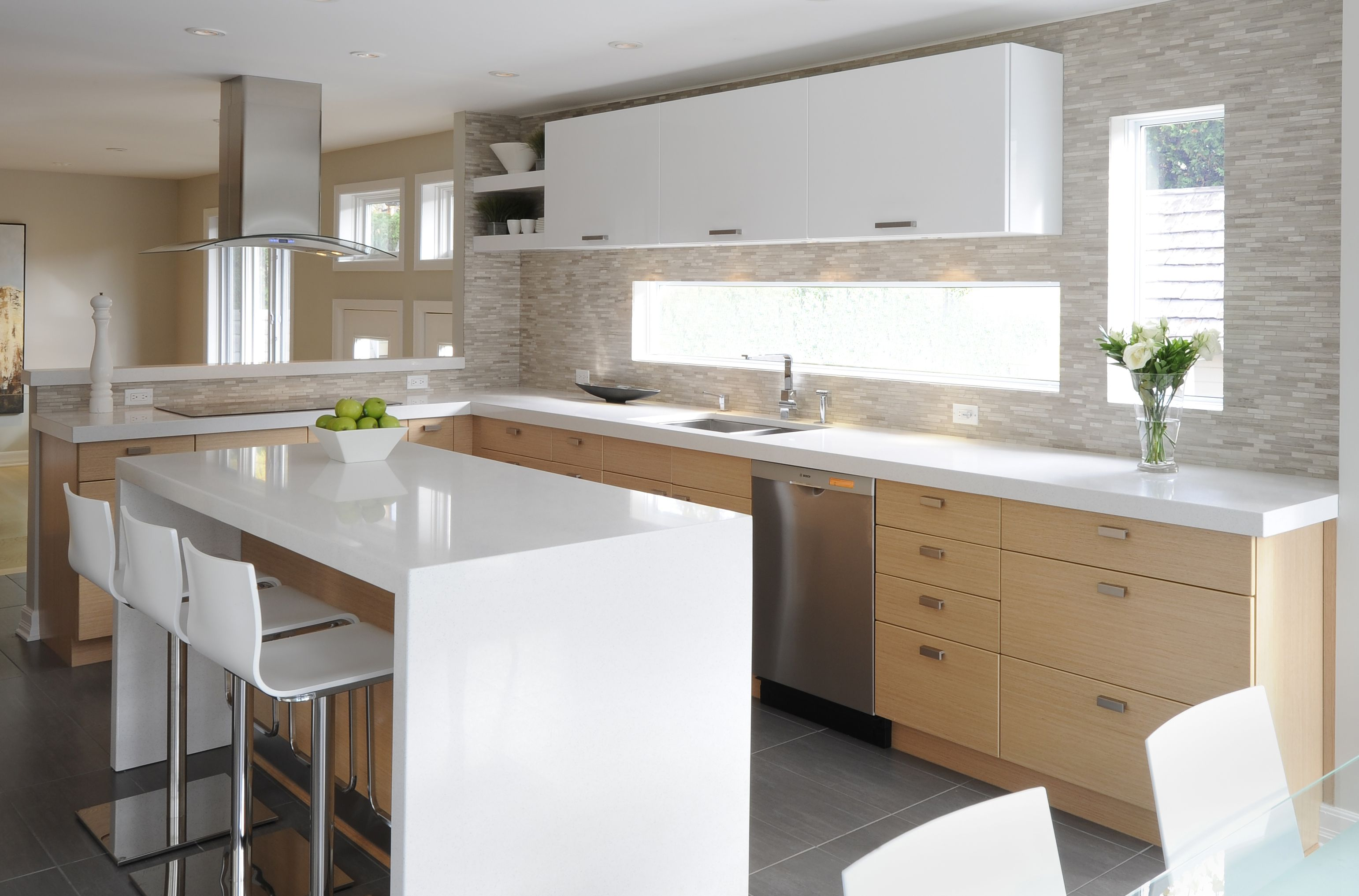 Modern European Style Kitchen Cabinets Kitchen Design White Oak Kitchen Oak Kitchen