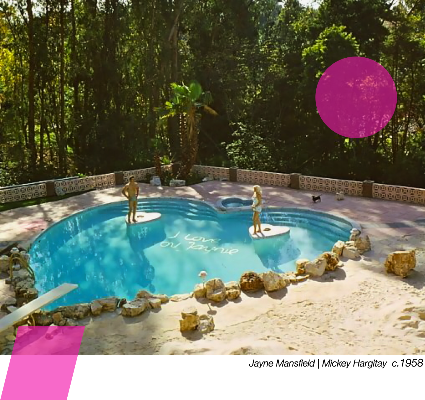 Jayne Mansfield House suzy homefaker: the pink palace~jane mansfield mansion | pink