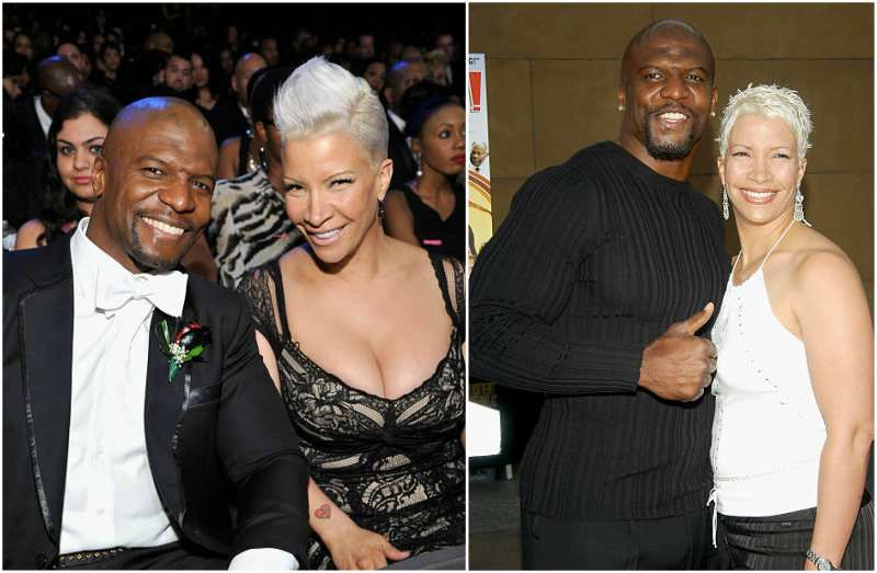 Terry Crews Family 5 Kids Wife Siblings Parents Bhw Terry Crews Celebrity Families Terry