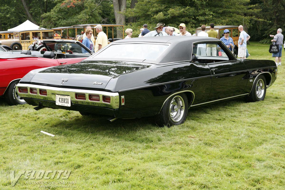 Impala picture of 1969 chevrolet impala 2d hardtop