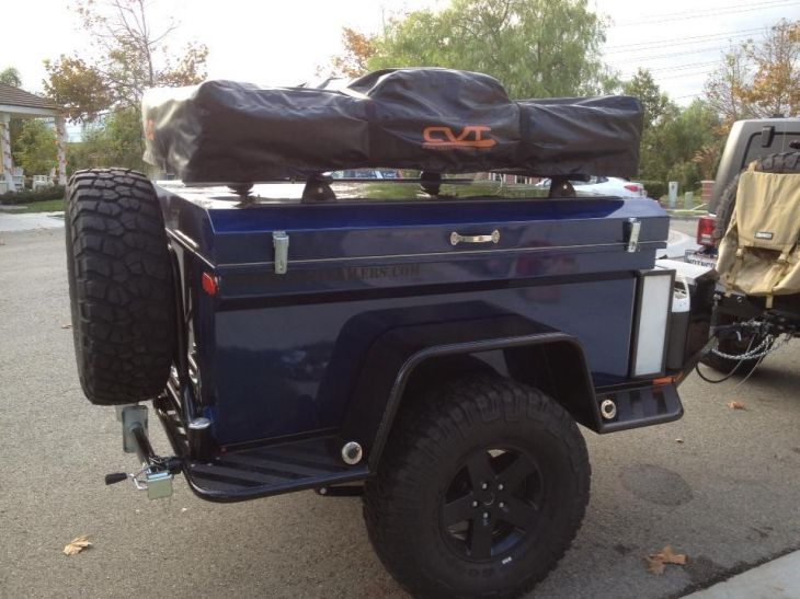 Off Road 4x4 Trailers | Cascadia Vehicle Roof Top Tents : cvt cascadia vehicle tents - memphite.com