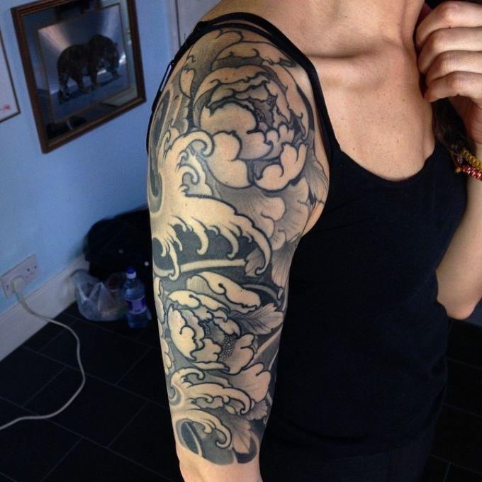 Gallery of tattoo designs form Dalmiro Dalmont , Black