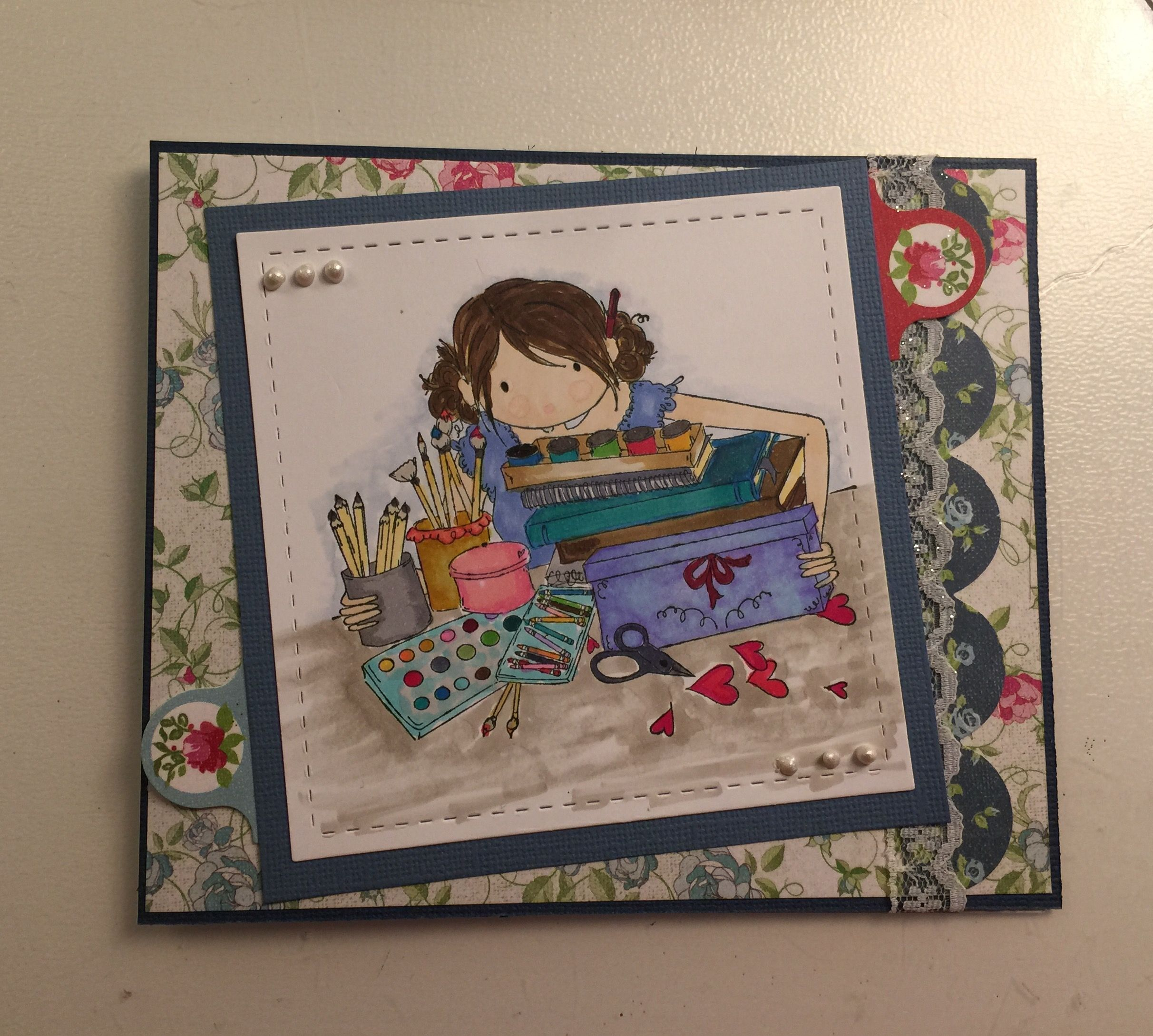 Stamping Ideas For Card Making Part - 39: Uptown Girl - Callista Loves To Craft · CardmakingStampingCard IdeasMaking  ...