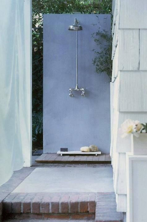 Roof garden shower? From Home and Garden Design www.hgdesign.pl