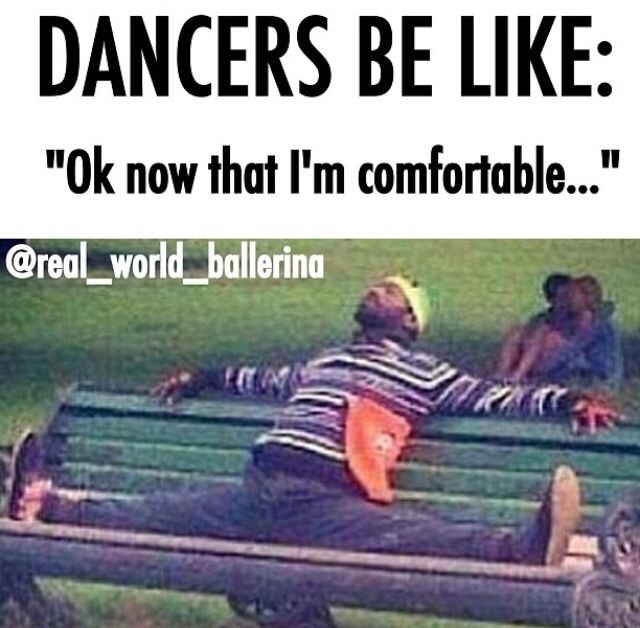 Real world ballerina! Funny dance ballet   move   Dance