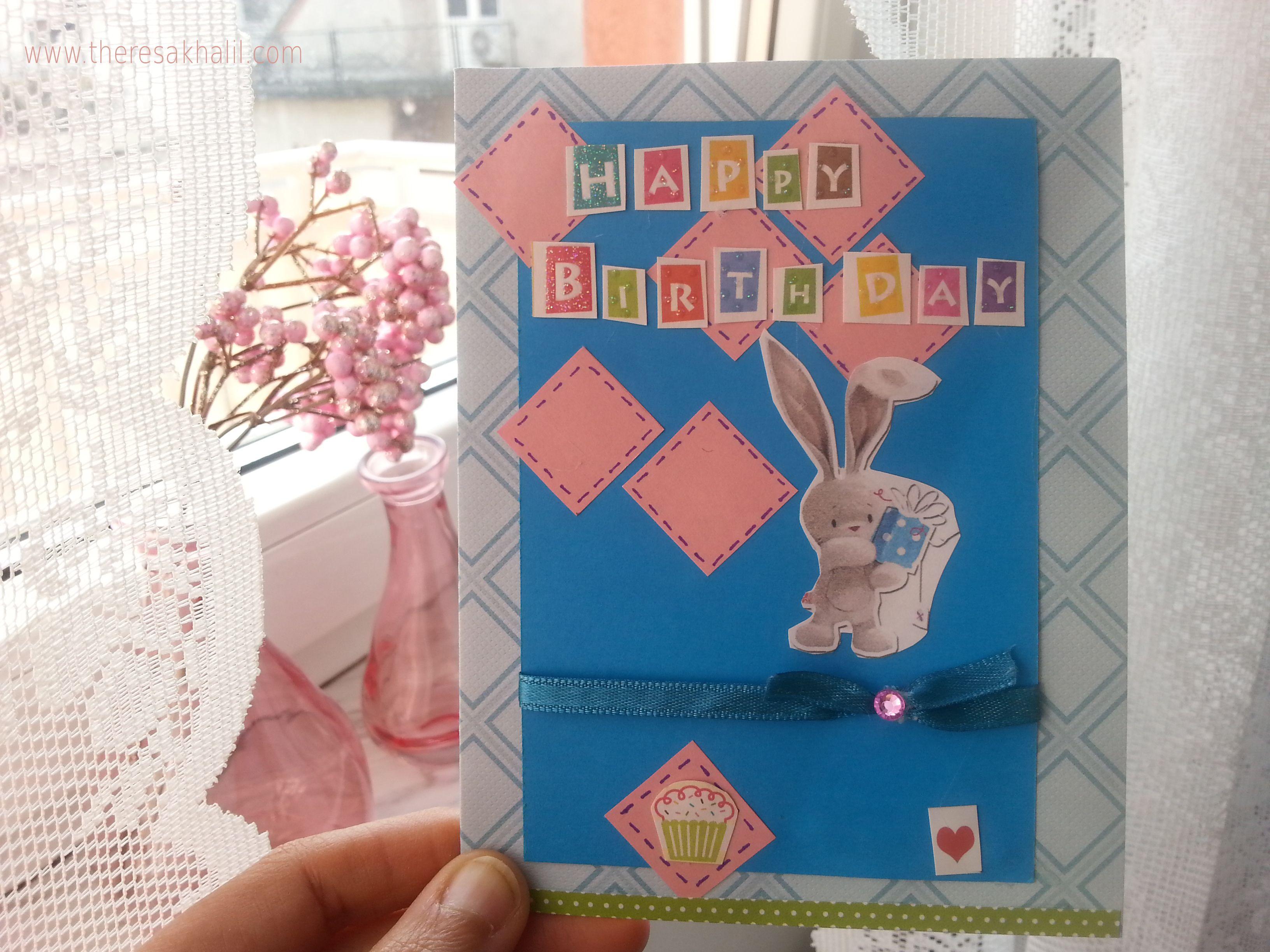 كرت عيد ميلاد هاند ميد Handmadecards هاندميد كرت كرت عيد ميلاد Office Supplies Supplies