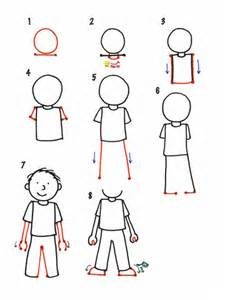 People For Kids Step Step Drawing Yahoo Search Results Yahoo