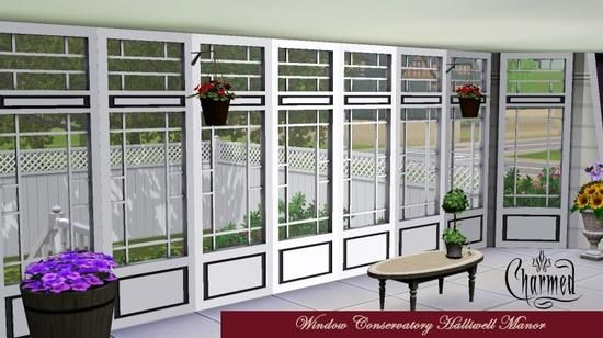 magicdawn s Window Conservatory Halliwell Manor
