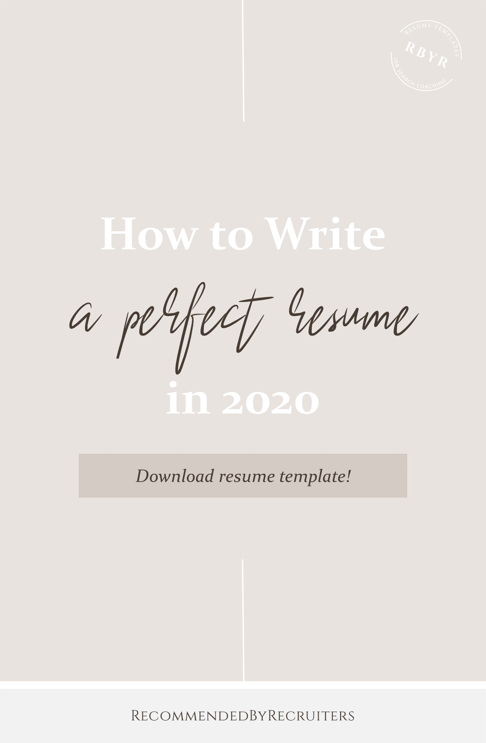 Write A Perfect Resume In 2020 Writing Instructions And Tips Step By Step Cv Resume Writing Guide In 2020 Resume Writing Resume Guided Writing