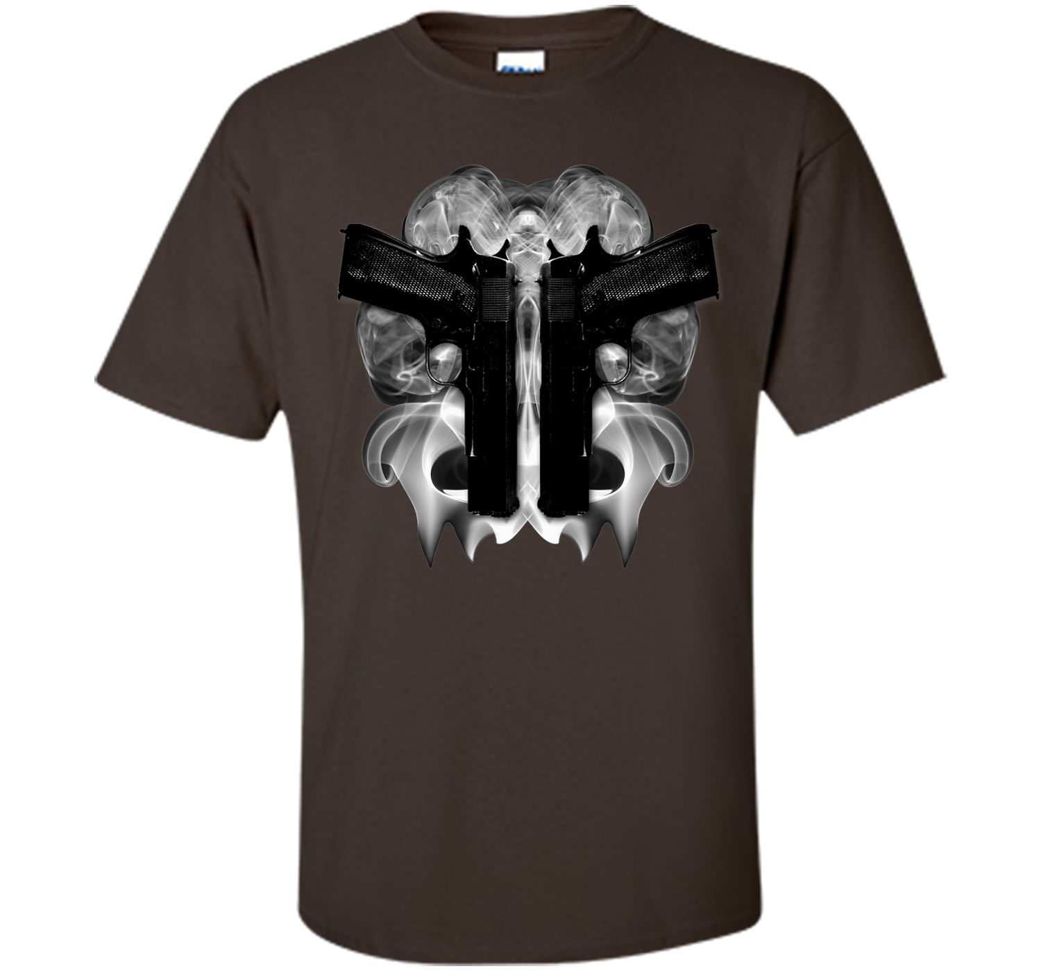 Adorable Forty Fives Down In Smoke 2017 T Shirt