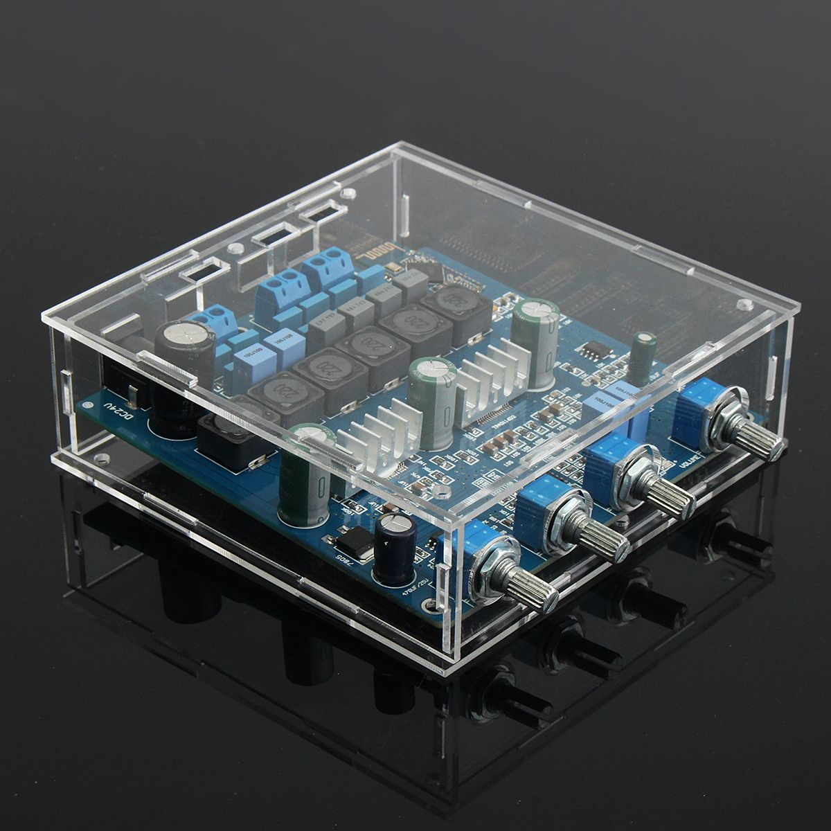 Circuito Bluetooth Casero : Tpa3116 2.1 50wx2 усилитель 100w bluetooth csr4.0 класса d