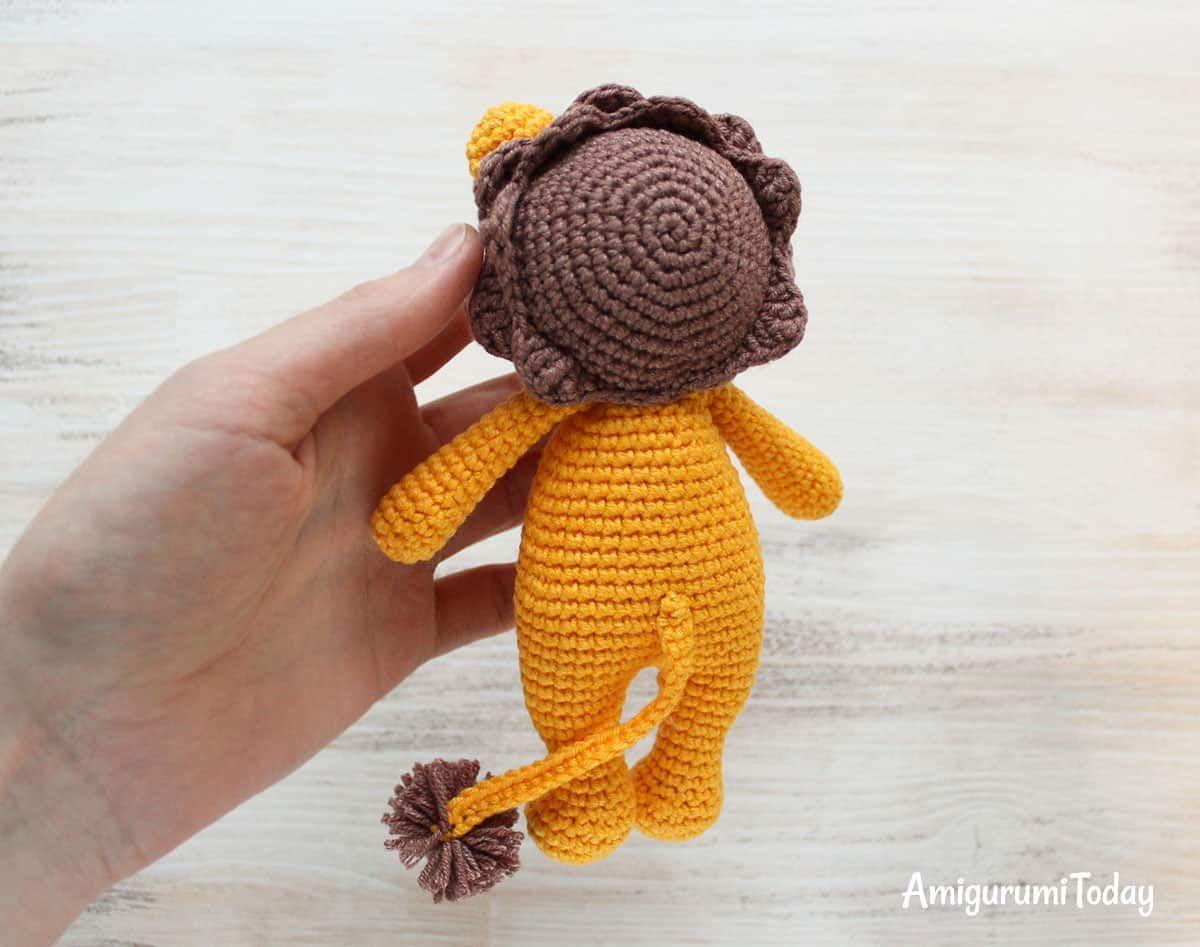 Amigurumi Lion Free Pattern : Cuddle me lion amigurumi pattern cuddling crochet and patterns