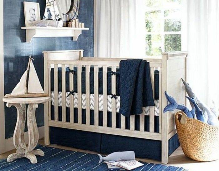 Kleines Babyzimmer Einrichten Herrliche Modelle Babybetten Für Jungen