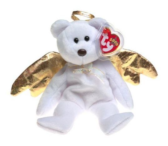 beanie babies | Ty Beanie Babies Halo II the Bear Retired - Product Reviews and Prices ...