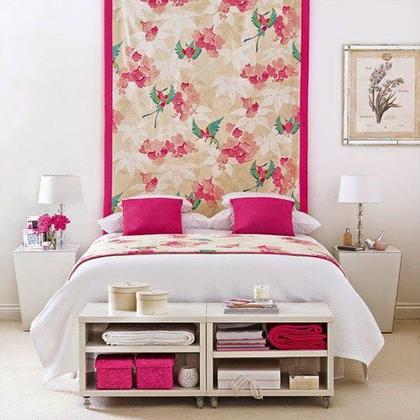 Habitaciones para chicas en rosa y blanco Room Dream rooms and