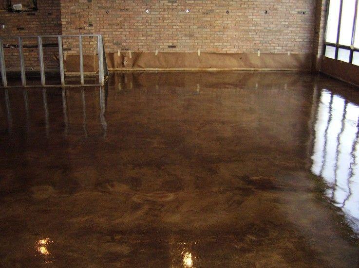 Chicago Restaurant Epoxy Floor | Marvelous Marble Epoxy ...