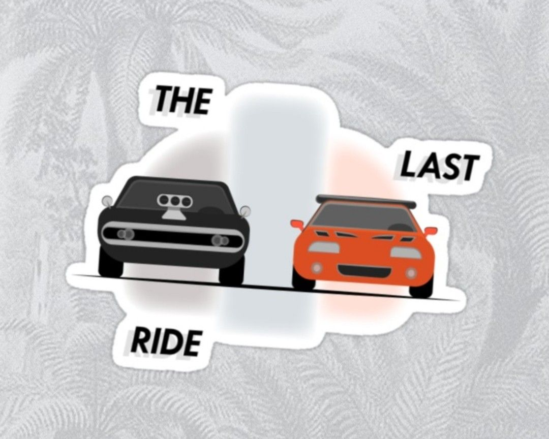 Myautooutlet Shop Redbubble Fast And Furious Fun Stickers Stickers [ 864 x 1080 Pixel ]