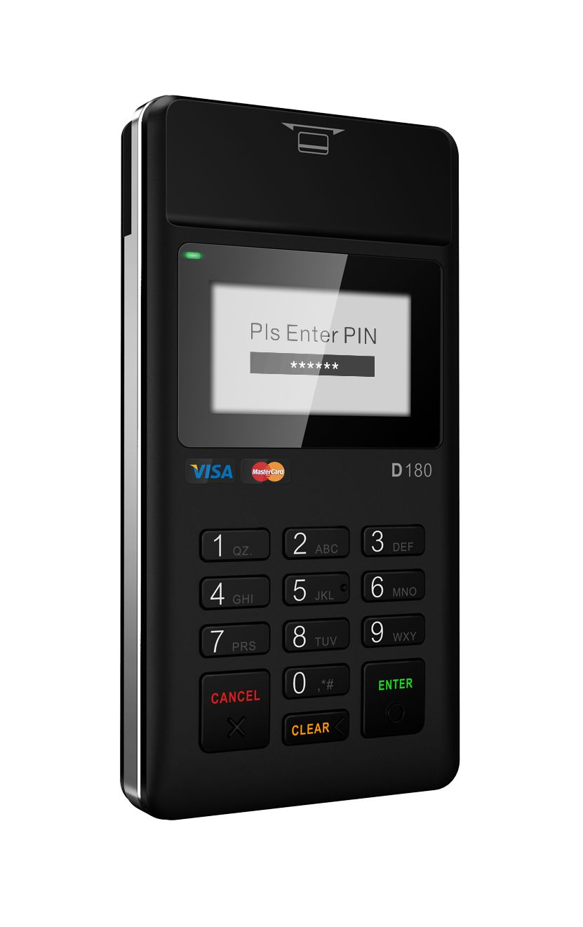 Pax D180 Mpos Designed By Tgs Industrial Design
