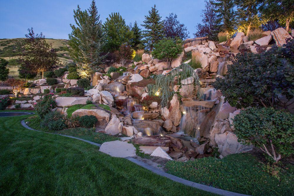 Innovative Landscape Lighting