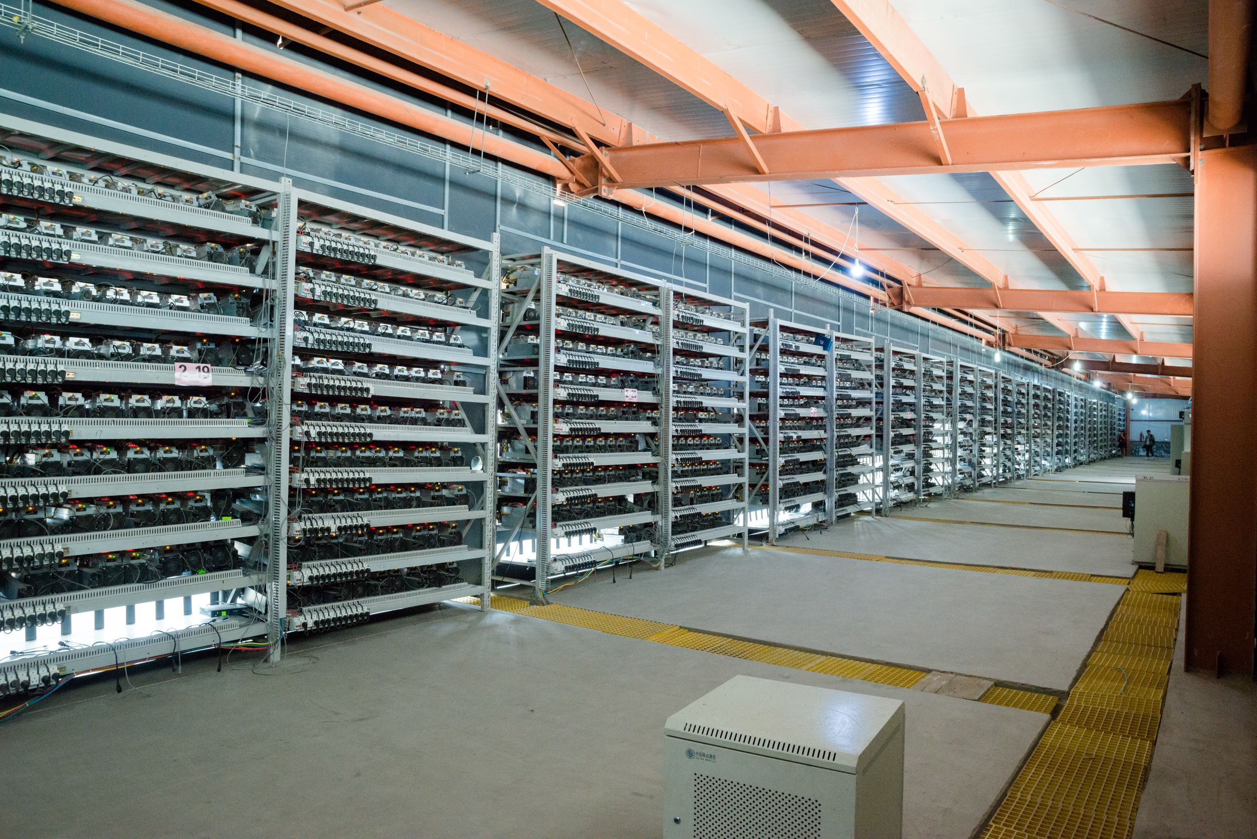 The lives of bitcoin miners digging for digital gold in Inner