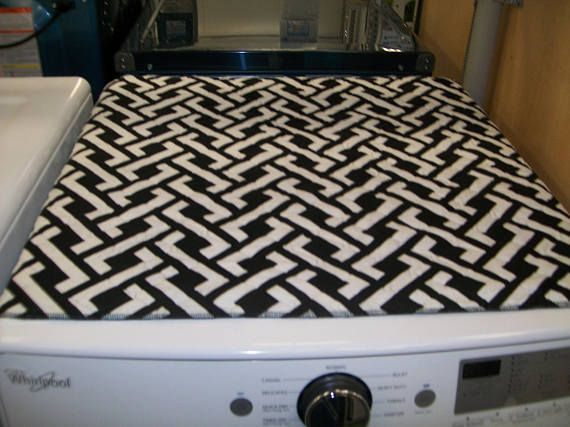 These Great Quilted Washer And Dryer Cover Sets 2
