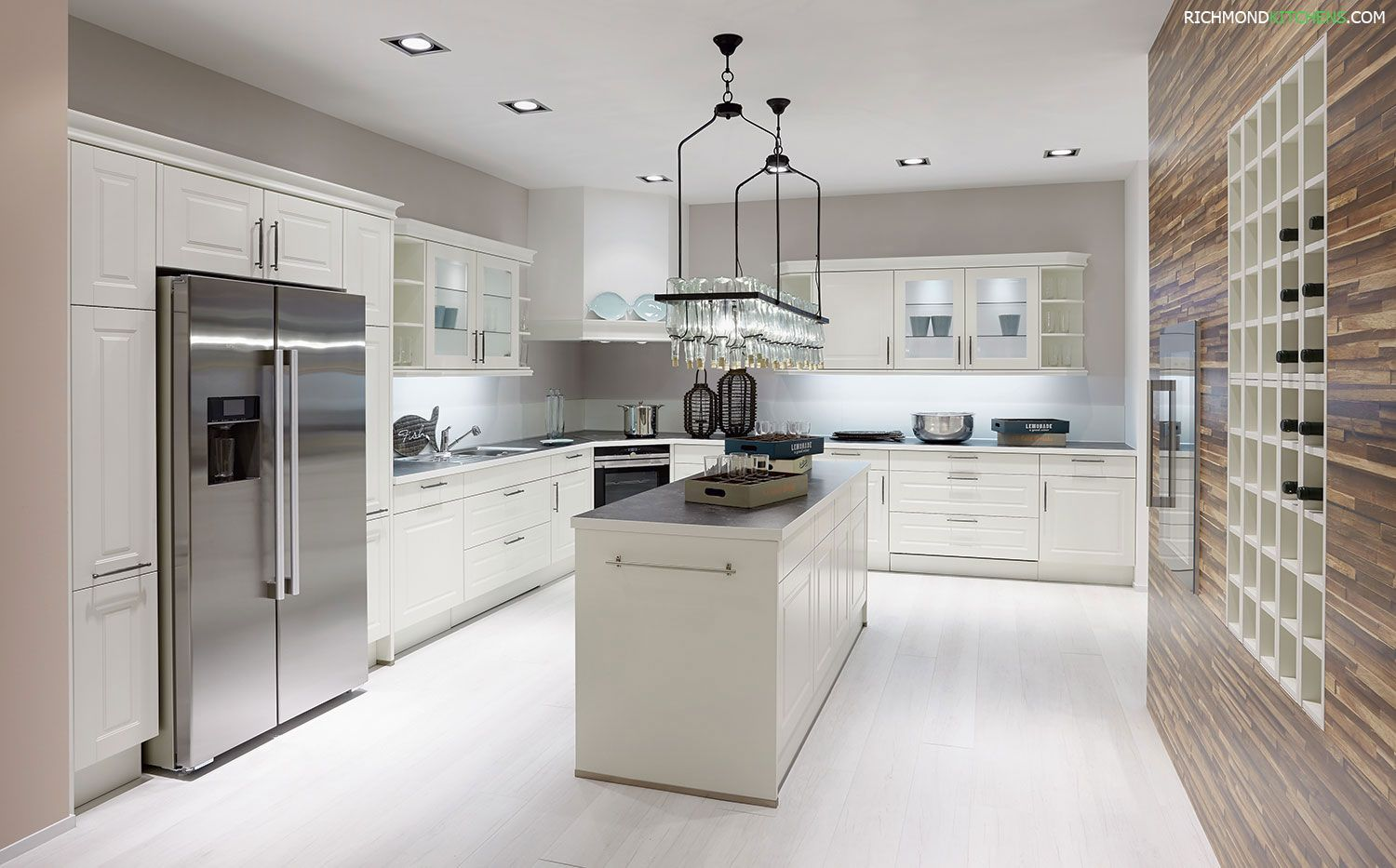 Charmant Richmond Kitchens | Shaker Kitchens