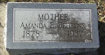 Amanda E. Behrens