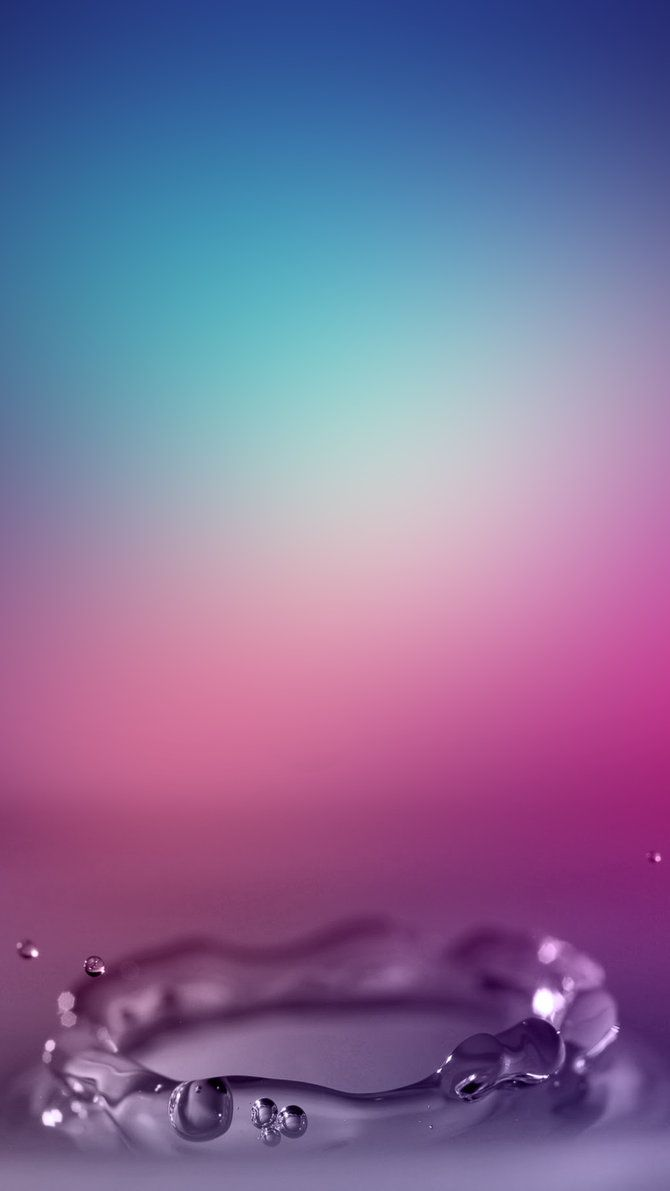 Purple Flame Drop Wallpaper Samsung Galaxy S7 Edge By Mrjon2016