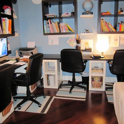 Whole House Remodel - Home Office Room