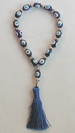 Evil Eye Worry Beads Turkish Gift Bazaar Komboloi TurkishGiftBazaar.com