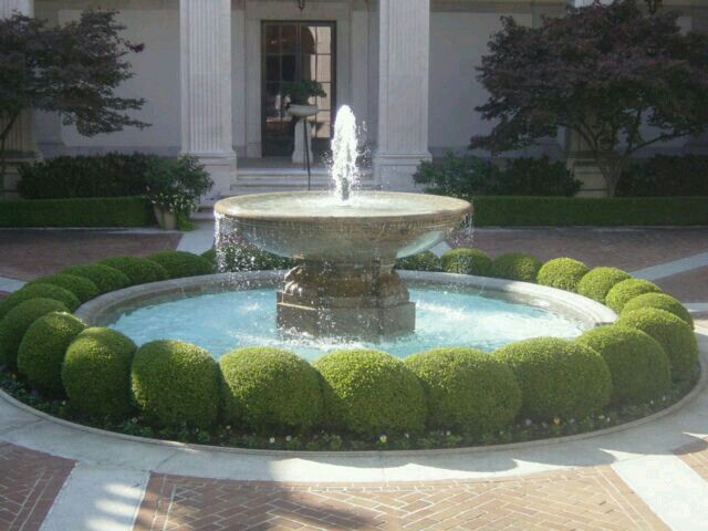 Co co 39 s collection formal garden elevates small space formal garden elegant nola - George small spaces collection ...