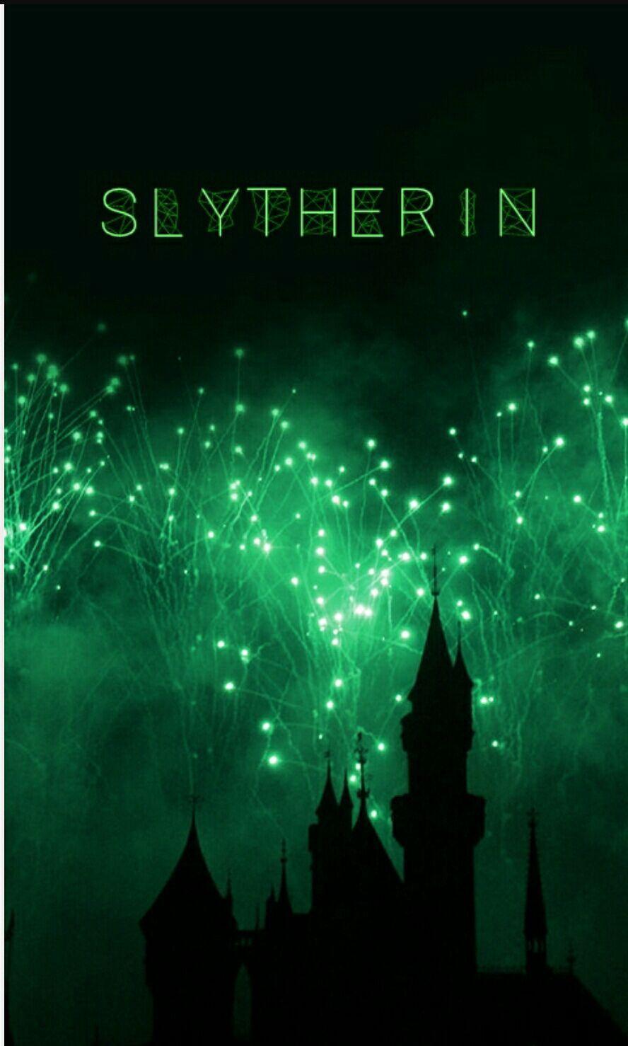 Slytherin Aesthetics✓