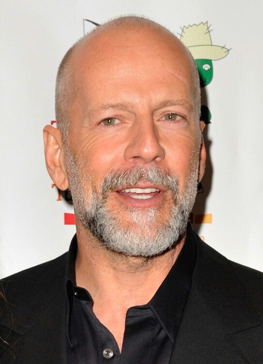 Image result for bruce willis facial hair
