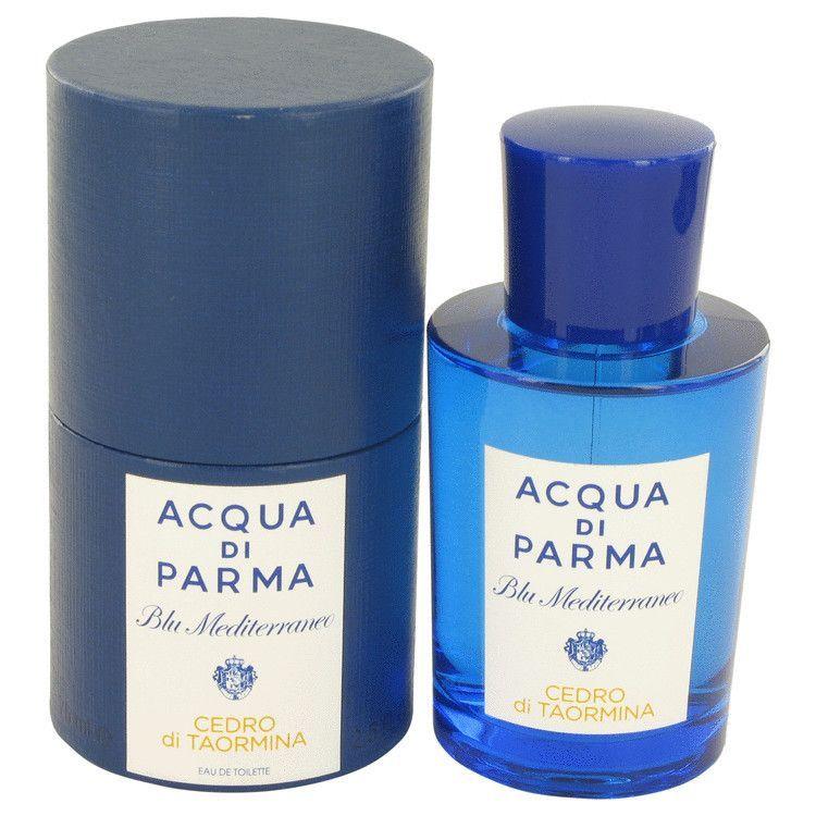 Blu Mediterraneo Cedro Di Taormina Eau De Toilette Spray (Unisex) By Acqua Di Parma