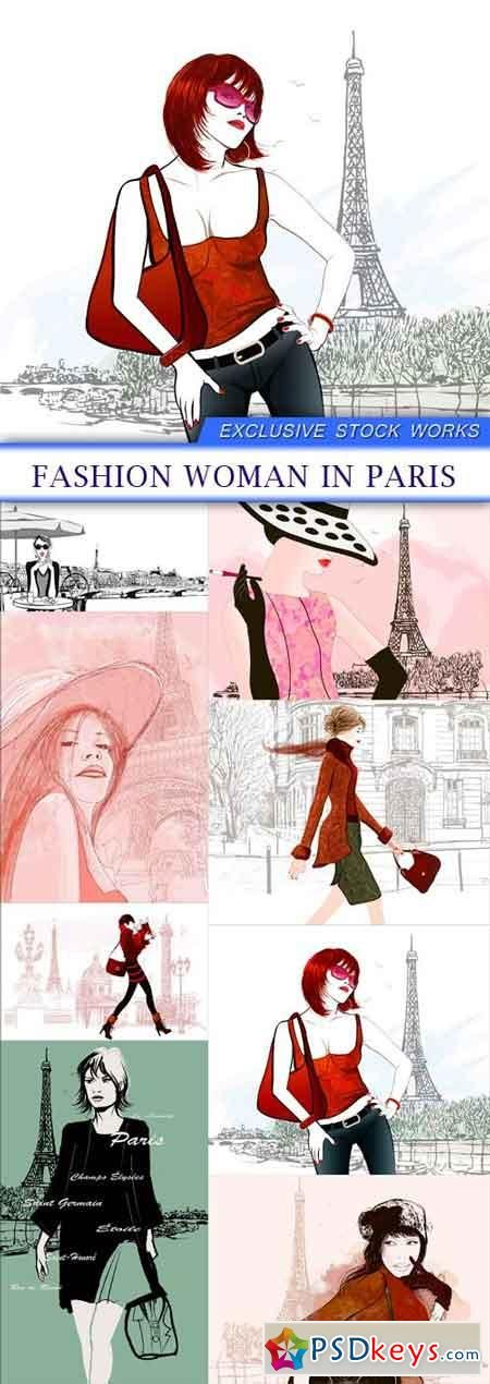 Fashion Girls Png Free Clip Art Fashion Girl Fashion