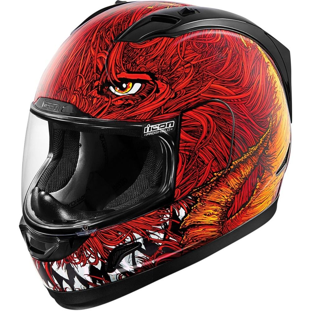 NEW ICON ALLIANCE ORO BOROS MOTORCYCLE HELMET ALL SIZES