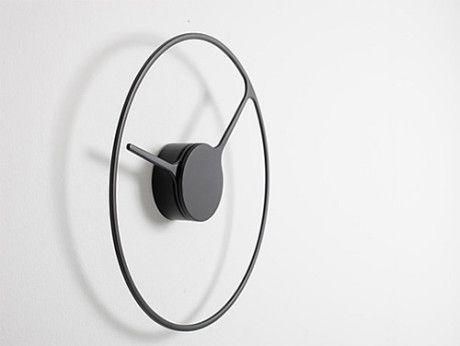 minimalist wall clock creative designs Pinterest – Minimalist Wall Clock